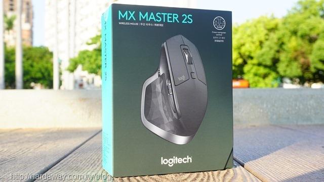 羅技Logiteh MX MASTER 2S無線滑鼠