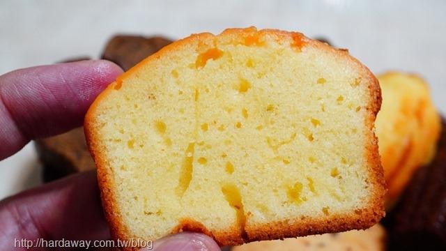 耘夢甜點工作室磅蛋糕檸檬口味