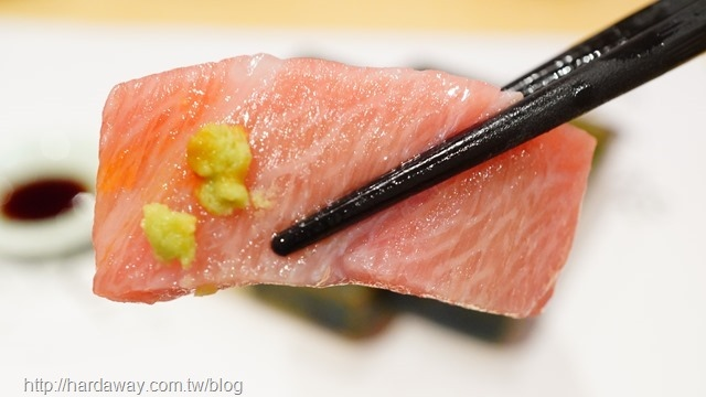 黑鮪魚大腹肉口感