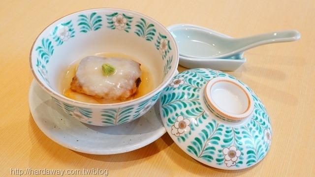 莞固和食鰻魚養老豆腐