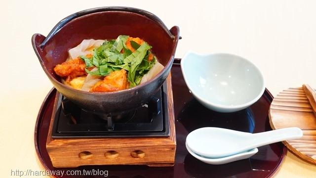 莞固和食桂丁雞味噌鐵鍋燒
