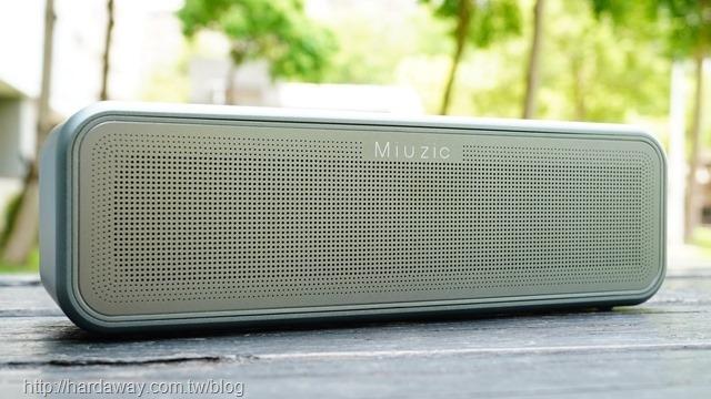 沐音SuperMetal S9重低音藍牙喇叭