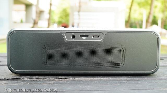 沐音SuperMetal S9藍牙喇叭
