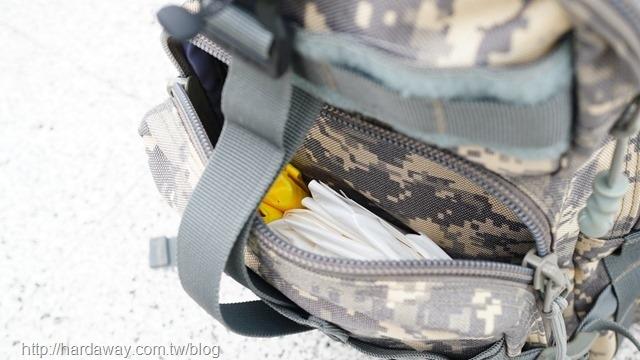 bagrun都會玩家軍事風格瞬開後背包收納能力