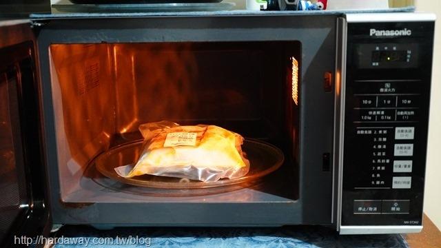 冷凍即食料理解凍