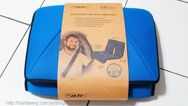 AC Rabbit攜帶式舒壓腰椎支撐座墊組