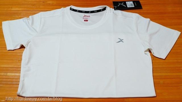 EGX衣格服飾EDS-ET3單導排汗運動短袖衣