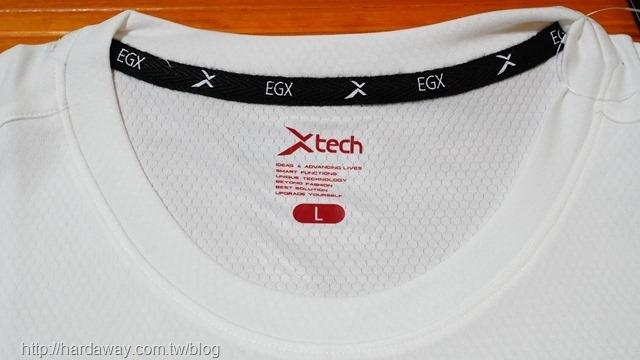 EGX衣格服飾運動短袖衣