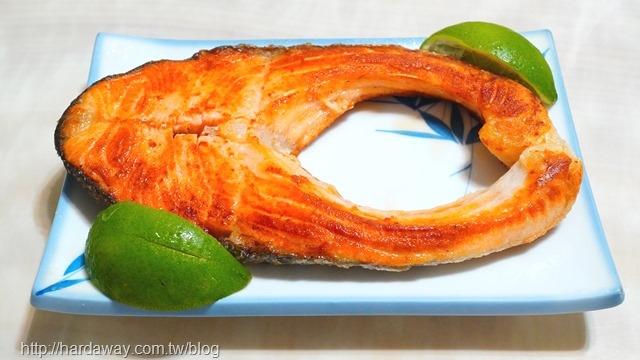 油煎鮭魚片