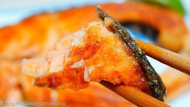 厚切鮭魚片