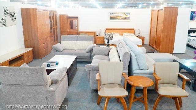 華塑家具沙發