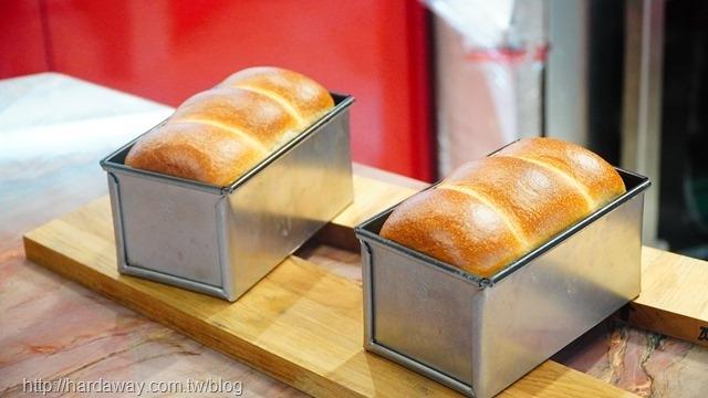 本來食藝空間麵包