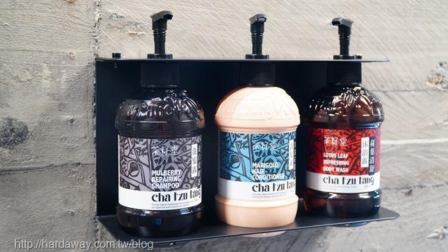茶籽堂洗髮沐浴系列