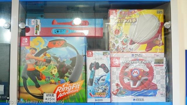 斗六買Nintendo Switch周邊