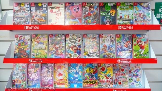 斗六買Switch遊戲軟體