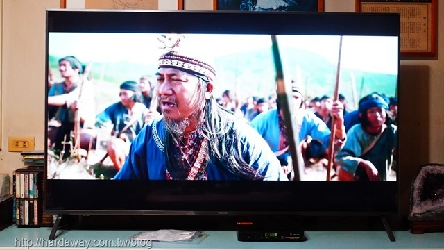 Panasonic TH-65JX900W Android TV