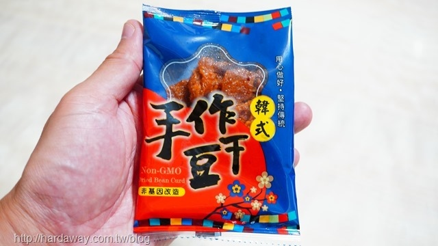 勁泰韓式手作泡菜豆干