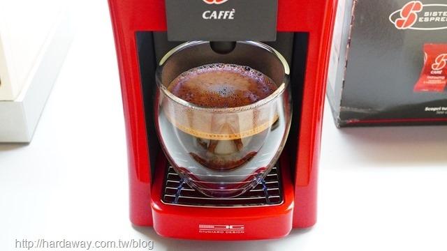 Essse Caffè膠囊咖啡機S.12