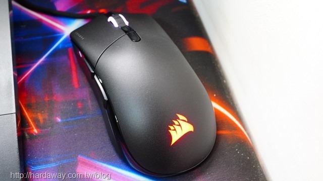 Corsair Sabre RGB Pro電競滑鼠