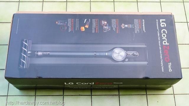 LG CordZero ThinQ A9T濕拖無線吸塵器
