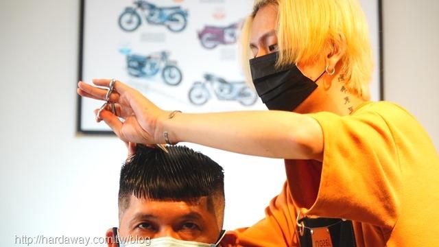 彰化男士理髮推薦Doublesix Barbershop