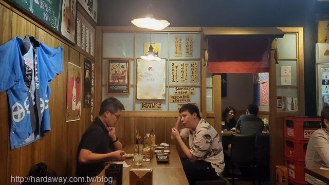 捷運江子翠站日式居酒屋