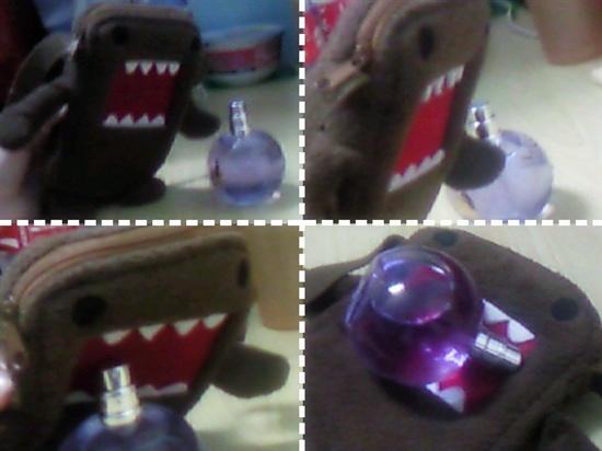 Domo vs Perfume