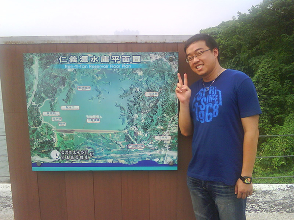 仁義潭~地圖~