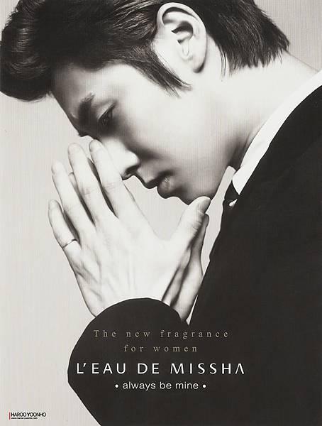 L'EAU DE MISSHA 香水-2