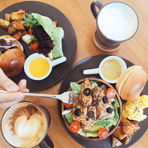 1475735558 2073657264 n - 日式小清新早午餐烘焙坊◤Le Samh杉禾亭◢,餐點價位實在貝果口感鬆軟有彈性~麵包出爐時間不定建議先電話詢問囉!
