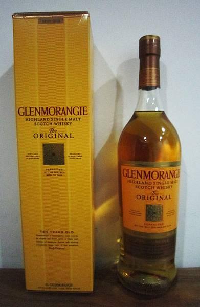 Glenmorangie 格蘭傑 Highland Singale Malt Scotch Whisky