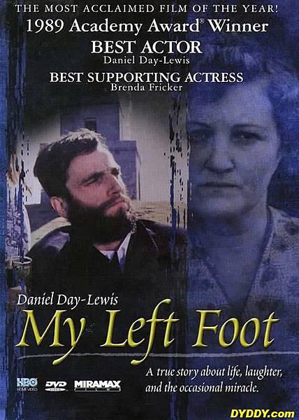 2013.03.09 我的左腳 My Left Foot (DVD with Muriel)