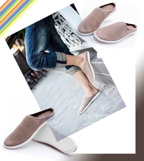 2013.4.14 訂/4.23 取貨:麻編懶人鞋