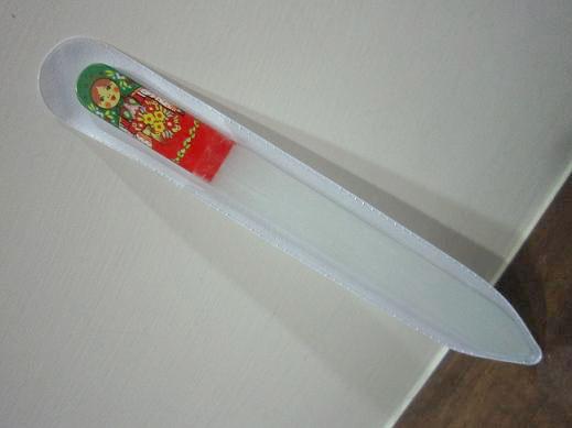 2013.06.16 俄羅斯指甲銼刀 by Ling-Hsi