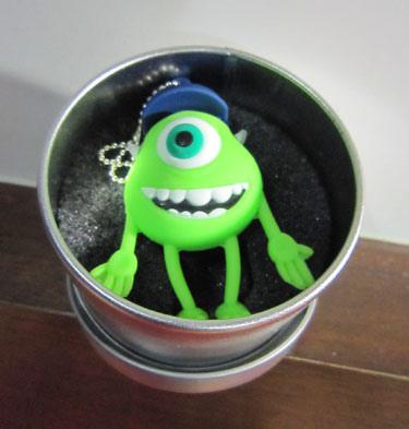 HK Disney USB 隨身碟 - 紀念品 by Hong Yu