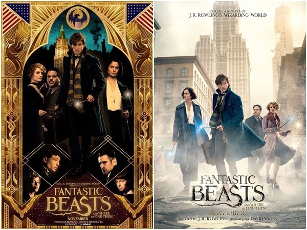 2016.12.1 Fantastic Beasts and Where to Find Them