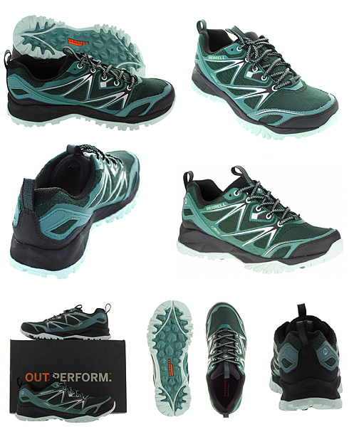 Merrel『Capra Bolt』系列越野健行鞋