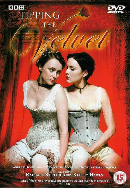 Tipping the Velvet DVD cover