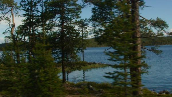 挪威森林處處景色優美