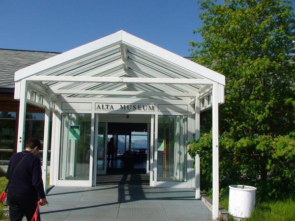 阿爾塔市最著名的就是ALTA MUSEUM