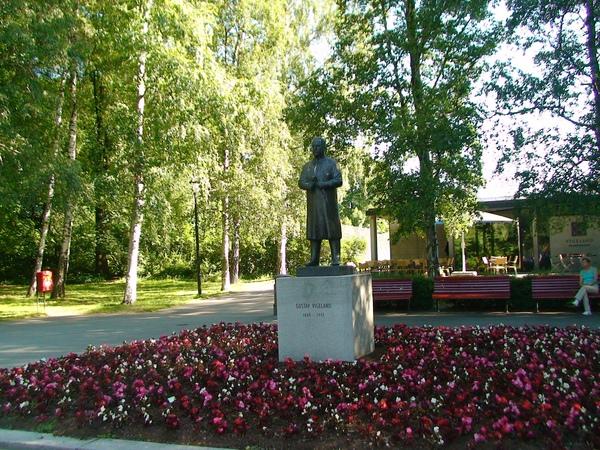 威吉蘭雕像