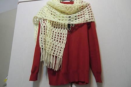 織一條圍巾犒賞一下自己