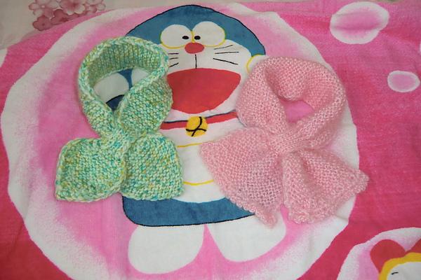 小叮噹也喜歡的圍巾