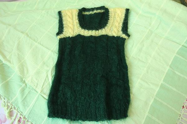 可愛的洋裝背心