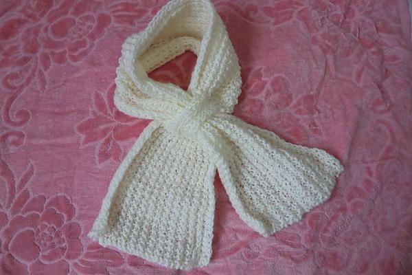雙面都可用的圍巾