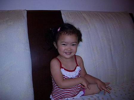 2歲半的姊姊