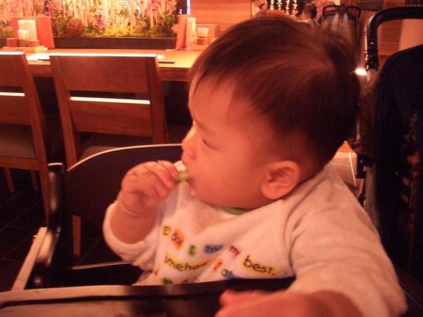第一次吃玉米筍