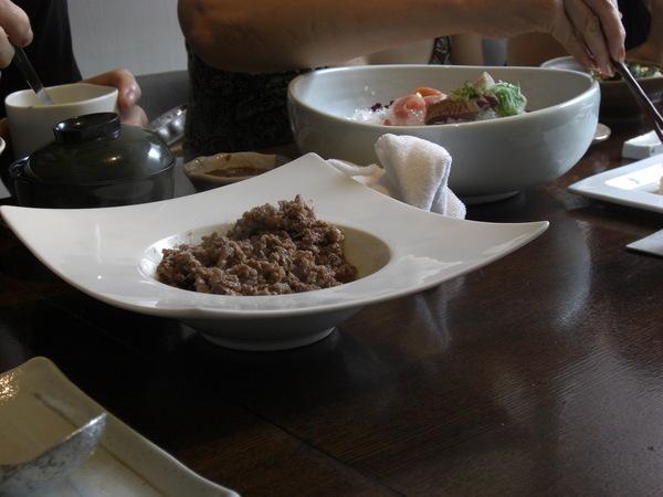 薑汁牛肉午餐