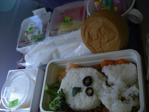 華航兒童餐
