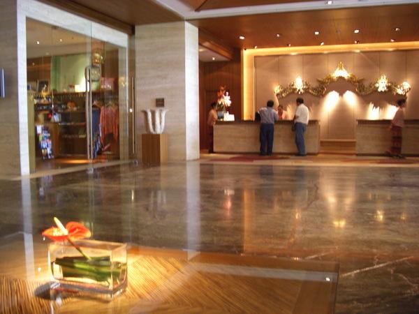 飯店大廳(香格里拉飯店)